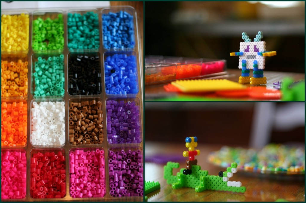3-D Melty Beads