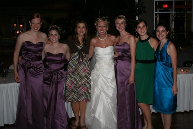 Cheri's wedding