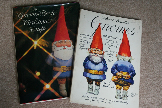 Gnomes books