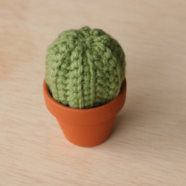 crochet cactus tutorial