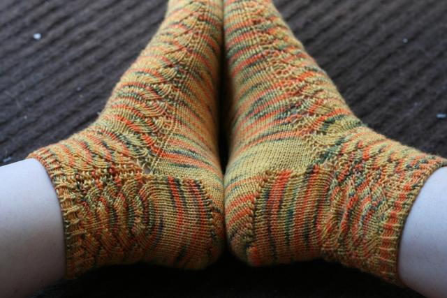 sock heels